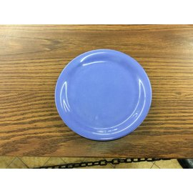 "6 1/2"" Blue plates (pack of 6)"