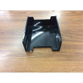 Deep black paper tray