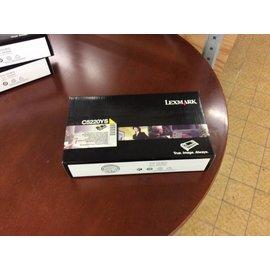 Lexmark c5220ys Yellow toner cartridge