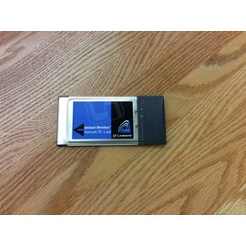 Linksys Instant Wireless Network PC Card
