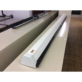 "96"" DA-LITE Projector screen ceiling/wall mount"