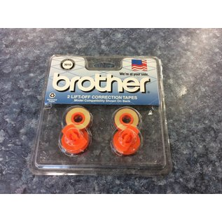 Brother 2 Lift-off Correction Tapes