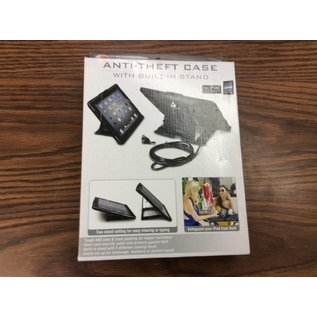 Anti-Theft Case with Built in stand (for iPad)