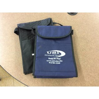 Small insulated lunch bag with handle