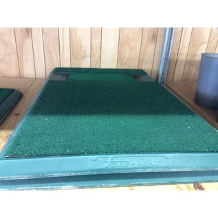 Golf Driving Green Platform