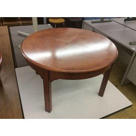 30in Round End Table