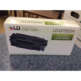 RD Remanufactured Laser Toner (Cartridge: LD-Q7553A)