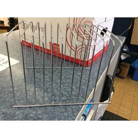 11 Slot Metal Wire File holder