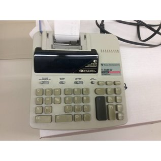 Texas Instruments Counting Machine