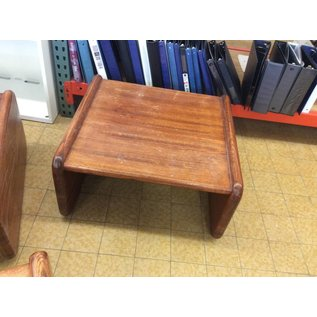 """28x28x15"""" solid wood End Table"""