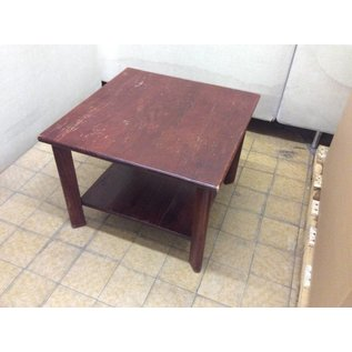 23 1/2x23 1/2x18 1/2Wood End Table