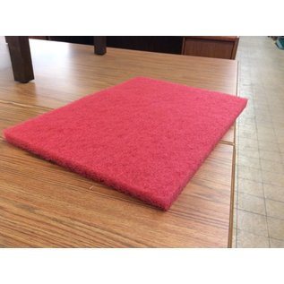 14x20x1 Red Buffer Pads (10 per box)