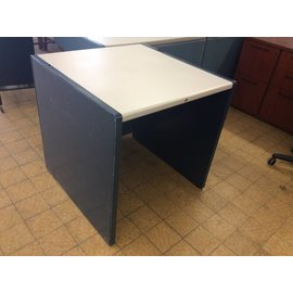 "30x30x30"" blue work table"