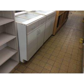 25x30x34 1/2 Base Cabinet