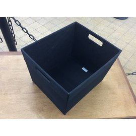 12x14x10 Black Storage tote