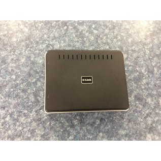 D-Link Wired 5 Port Router (5/8/18)