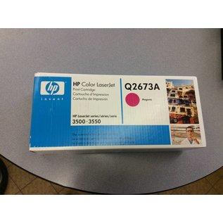 HP Q2673A Magenta Print Cartridge