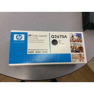 HP Q2670A Black Print Cartridge