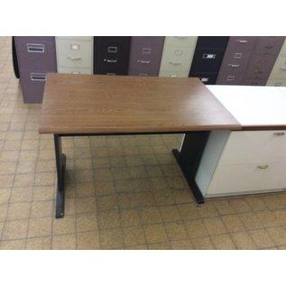 29 1/4x47 1/2x29 1/2 Woodtop Table