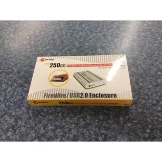 Macally PHR 250cc FireWire/ USB 2.0 External Enclosure