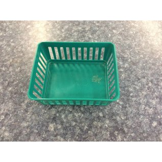 Small Green Basket