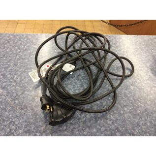 24' Black Extension Cord