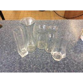 Assorted Medium Vases