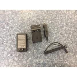 Canon NB2LH/NB2L14 Travel Charger