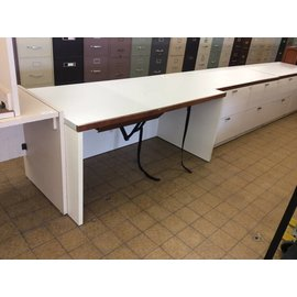 30x60x28 1/2 White Wood Table (5/23/18)