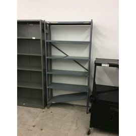 "12x36x74"" Metal Shelf unit (4/17/18)"