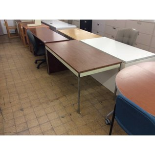 """30x60x29"""" Metal Frame Table (4/19/18)"""