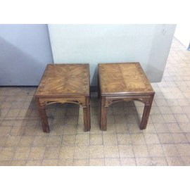 """20x26x22"""" Wood End Table"""