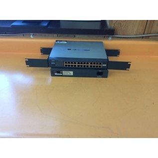 Linksys SR224 24 port switch (4/20/18)