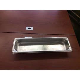 "7x21x3"" Metal Buffet Tray (4/30/18)"
