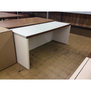 "25x70x28"" White Wood Table (5/15/18)"