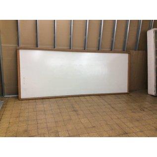 10x4' Wood Frame White Board- Magnetic  (5/15/18)