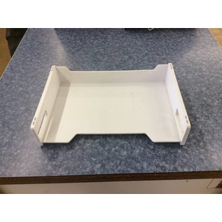 White Plastic Paper Tray (5/21/18)