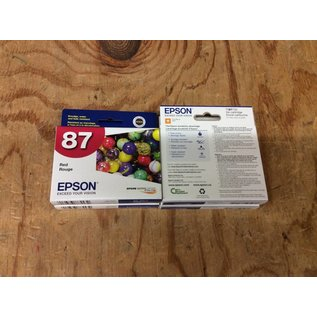 Epson Red Printer ink T087720 (5/21/18)