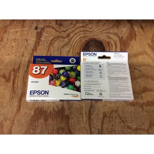 Epson Orange Printer Ink T087920 (5/21/18)