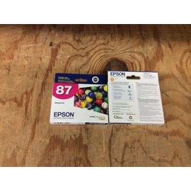 Epson Magenta Printer Ink T087320 (5/21/18)