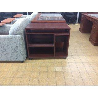 "19 1/2x35 1/2x29 1/2"" Wood Computer Table (6/4/18)"