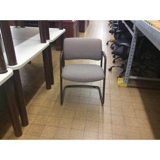 Tan Metal Frame Chair (6/11/18)