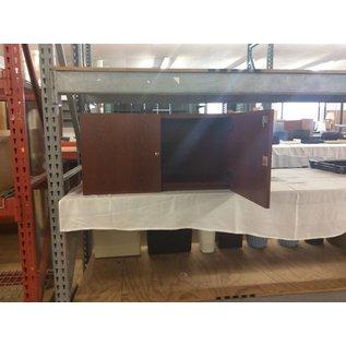 """15x36x18 1/2"""" Wood Storage Cabinet (6/11/18)"""