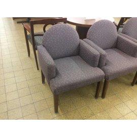 Purple Padded Chair (6/12/18)