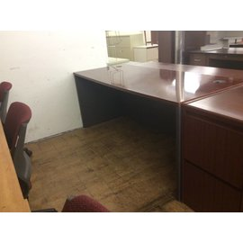 """29 1/2x71x30"""" Wood top Table (6/13/18)"""