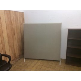"60 1/2x61"" Light Gray Partition (6/18/18)"