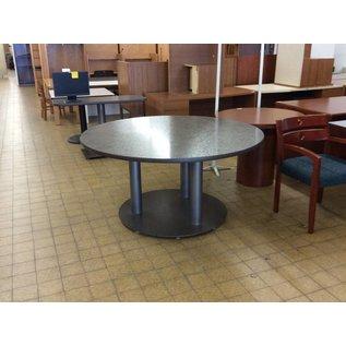 "60x30"" Round Table w/ Metal Base (7/10/18)"