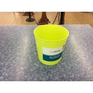 Mini plastic waste basket (7-26-18)