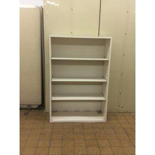 "15x36x53 1/2"" White Bookcase (7/31/18)"