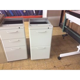 "19 1/2x14 1/2x27 1/2"" 2 Drawer Vertical File (8/13/18)"